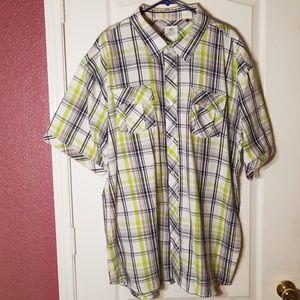 PJ Mark Button-up shirt
